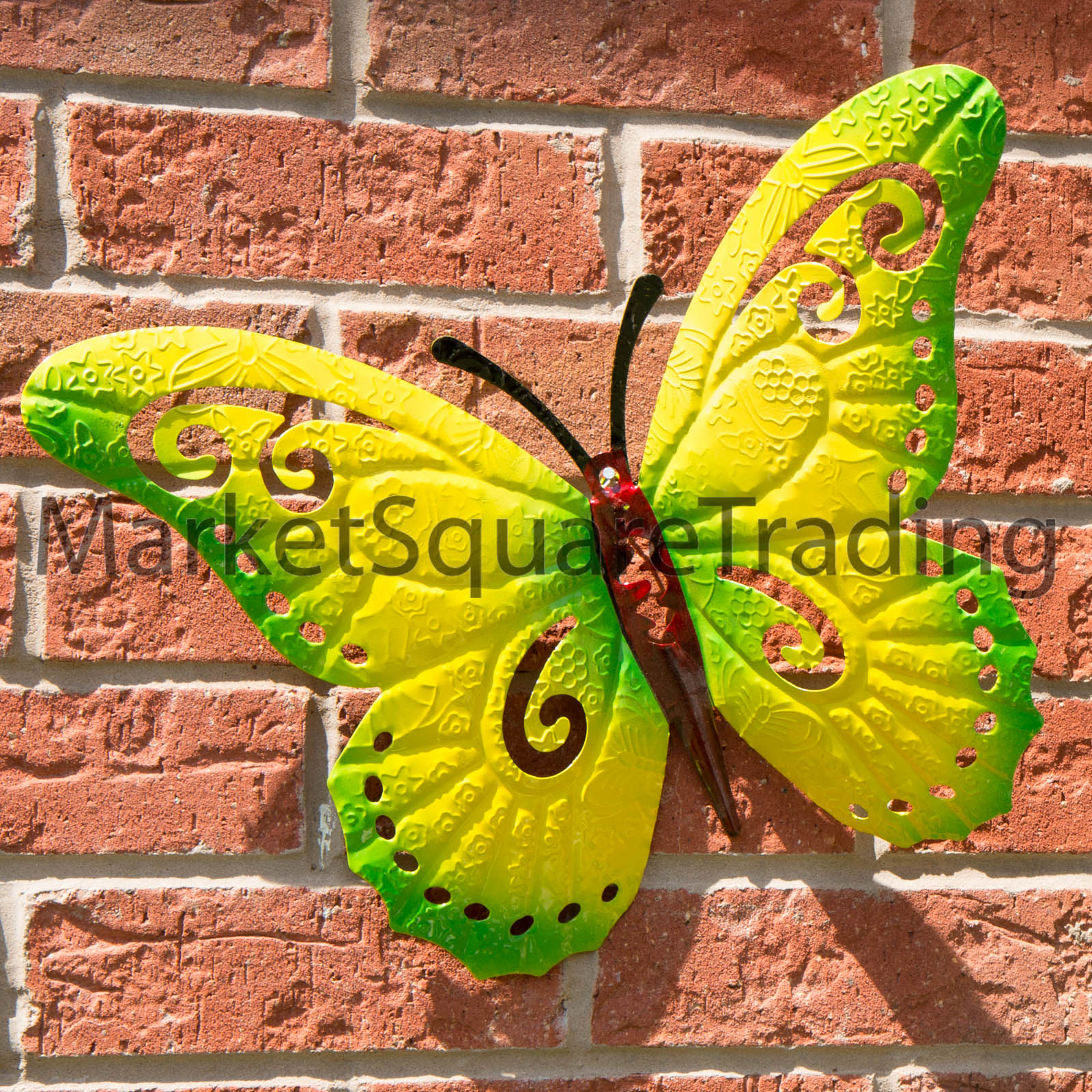 Excellent Butterfly Outdoor Wall Decor Photos - The Wall Art ...