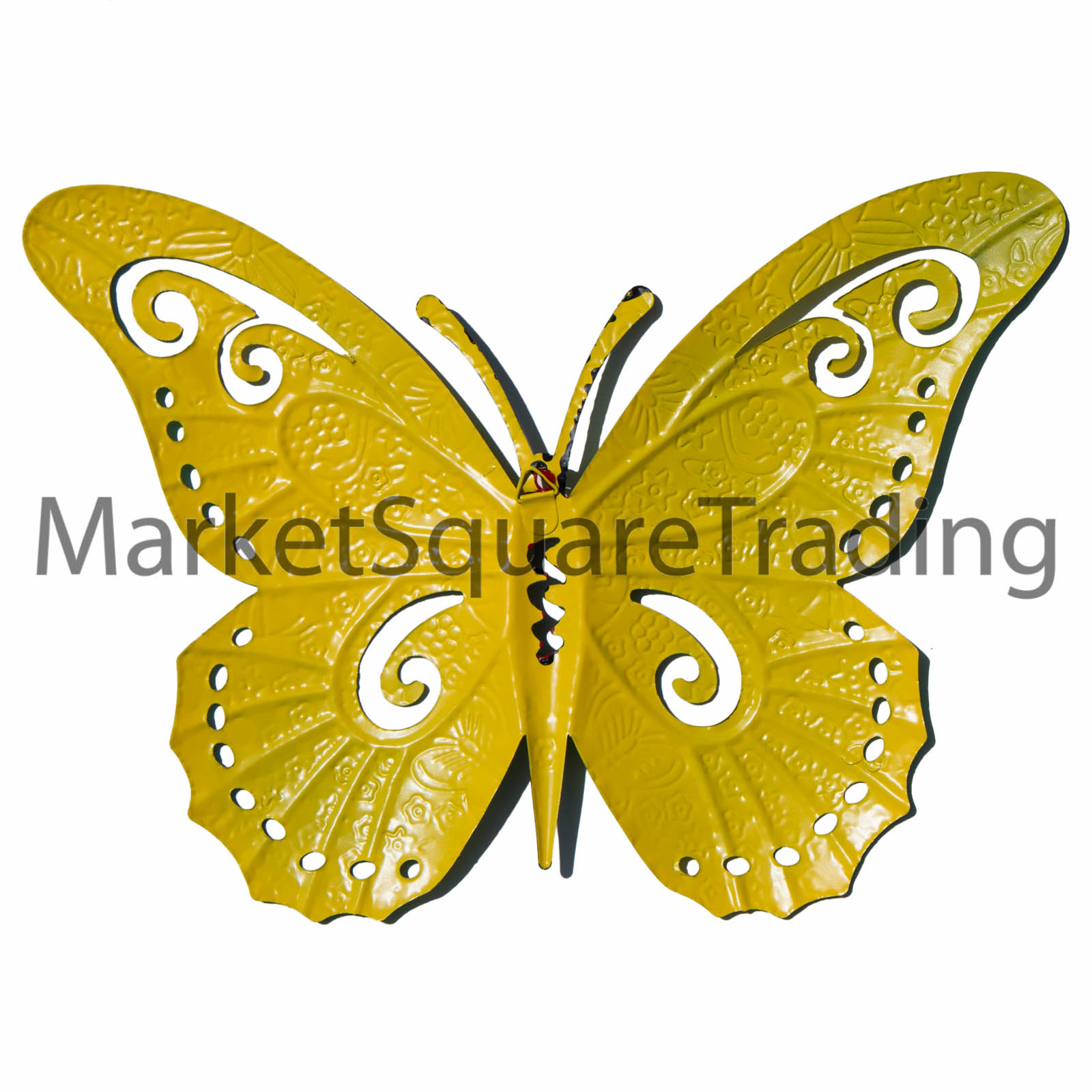 Cute Outdoor Butterfly Wall Decor Photos - The Wall Art Decorations ...