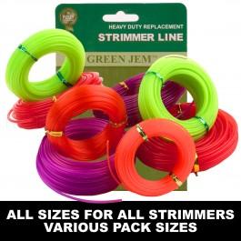 Strimmer Multi Green Jem