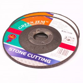 2 X Stone Cutting Disc 115mm 41/2""