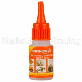 market square green jem superglue 20g TGGL20G 1