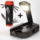 DESKTOP TORCH MULTI FUNCTION TOOL KIT+13 in 1 MULTITOOL