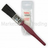 "Paint Brush 1"" Inch / 25mm ProDec  Contractors Synthetic And Pure Bristle"