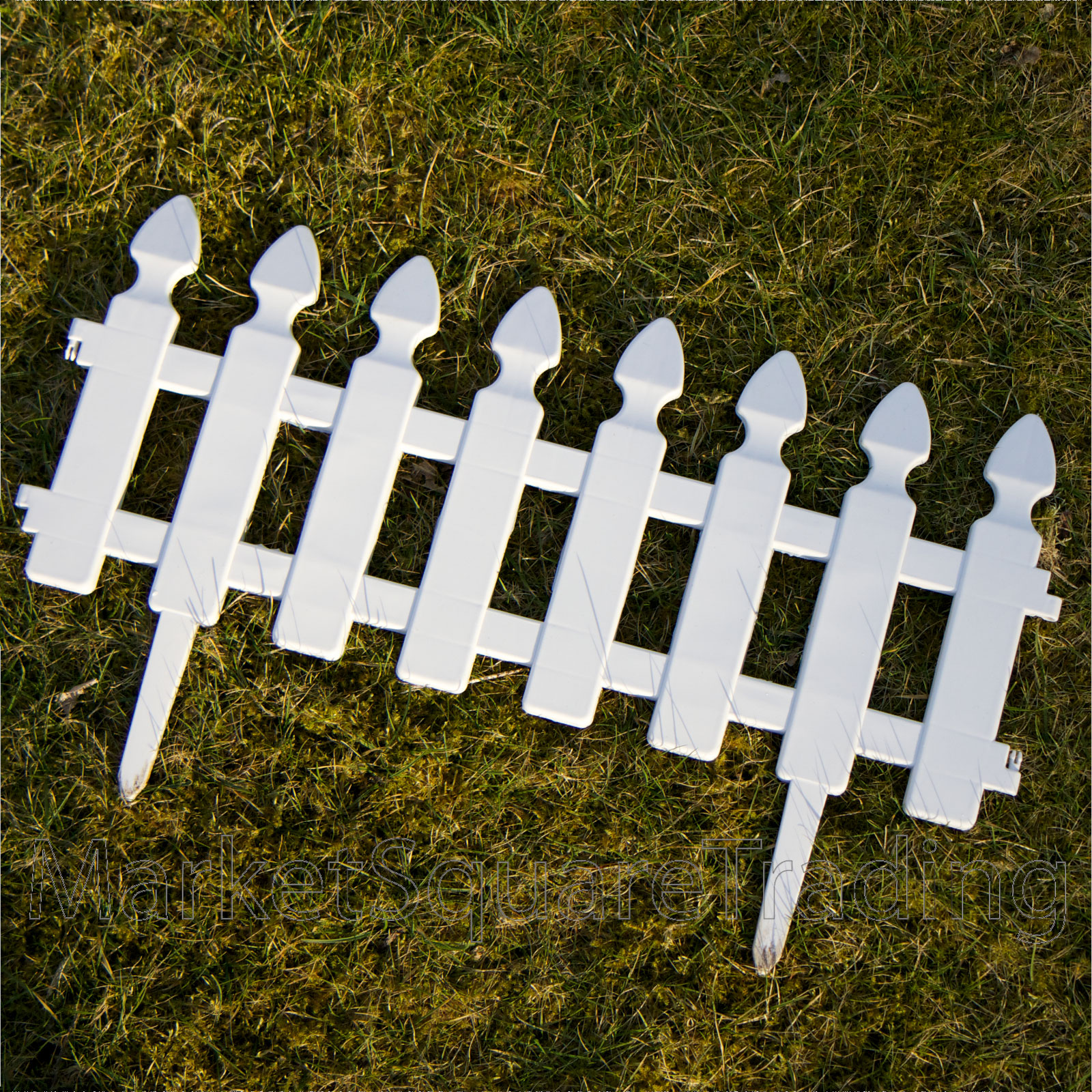 Plastic fencing lawn grass border path edging fancy small mini plastic fencing lawn grass border path edging fancy baanklon Gallery