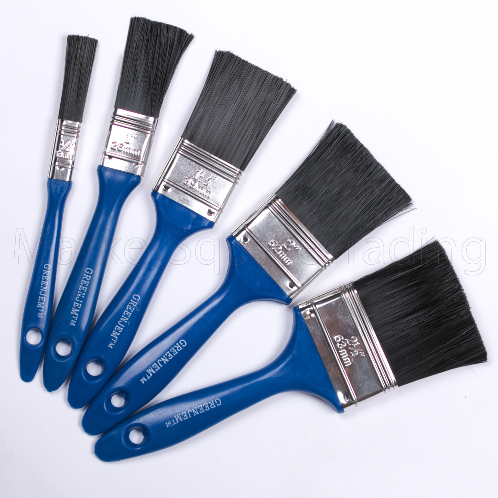 Paint brush roller sets good quality diy green jem mini large gloss emulsion ebay - High quality exterior paint set ...
